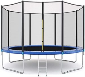 Well being rules for using spring free trampoline