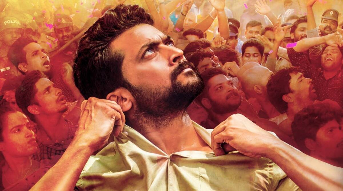 South Indian Political Family Thriller Full Movie: NGK